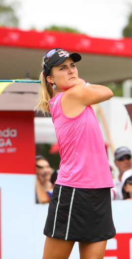 Lexi Thompson | Final Round Highlights | 2016 Honda LPGA Thailand