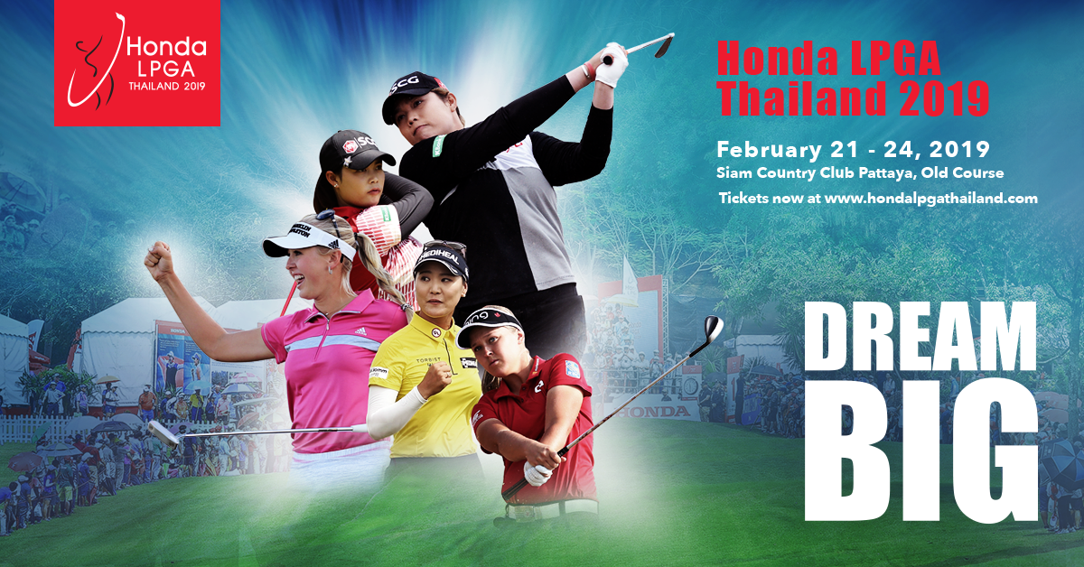 Image result for 2019 Honda lpga thailand